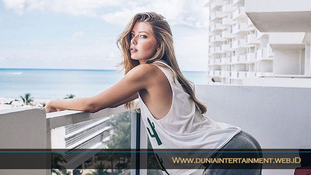 Baskin Champion, Model Pirang Gebeten Baru Justin Bieber 01