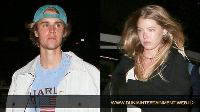 Baskin Champion, Model Pirang Gebeten Baru Justin Bieber 02