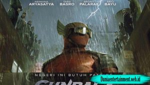 Superhero Indonesia Gundala